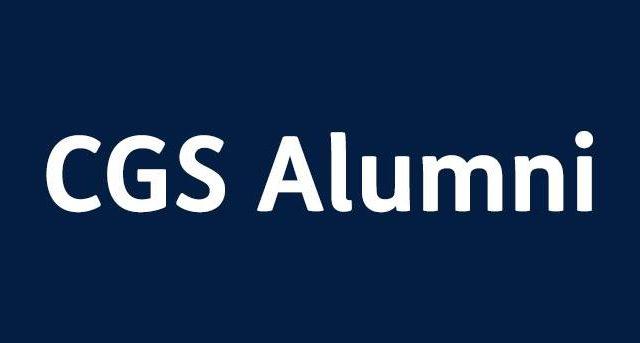 CGS Alumni Banner